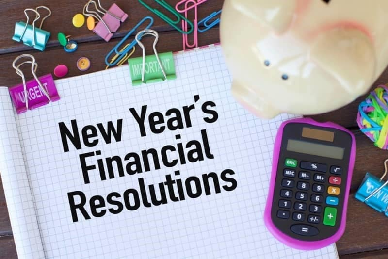 Financial resolutions to follow in the year 2019